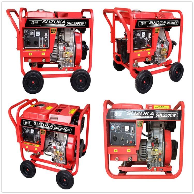 250a柴油发电焊机哪里有