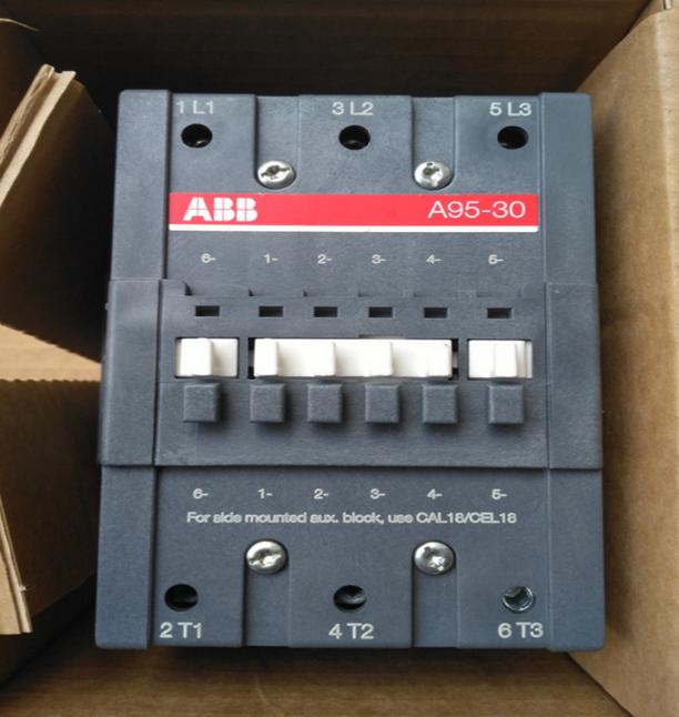 abb交流接触器a75d-30-11