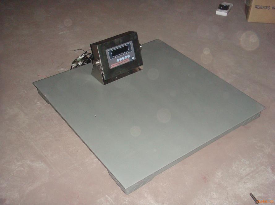 scs-齐齐哈尔15吨隔爆型地磅市场价/10吨防爆地秤