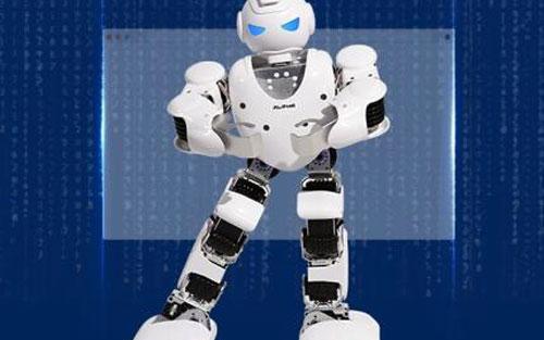 哈工大机器人_哈工大发布国内首个双足人形\