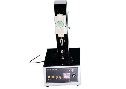 电动立式单柱测试台图片