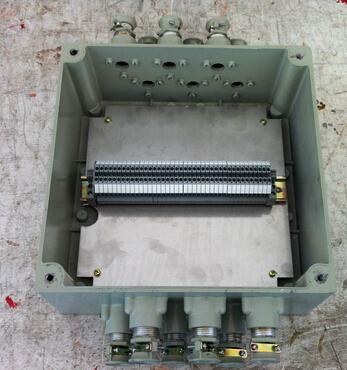 bjx--防爆接线箱,防爆接线端子箱
