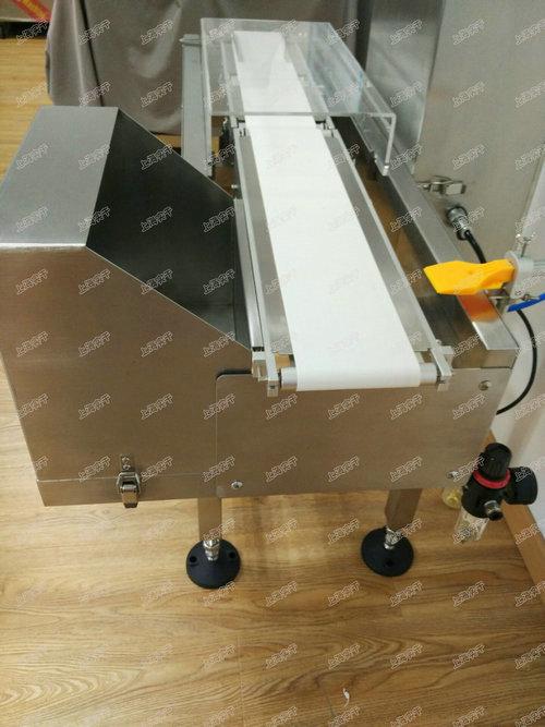 自动重量检重秤