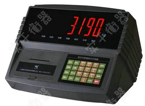 XK3190-DS3m1称重显示器
