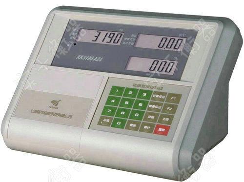 XK3190-A24J3称重显示器