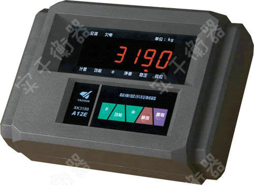 XK3190-A12+EK3称重显示器