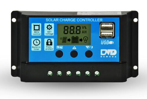 yjss-30a 德姆达太阳能板过压太阳能控制器经销商