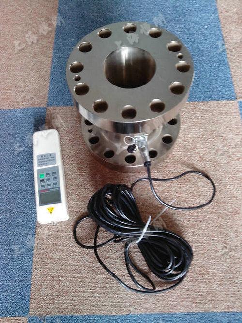 法兰式数显压力测力仪