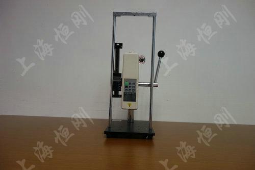 手动电子式插拔力试验机