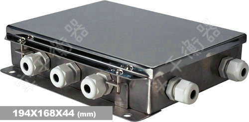 电子地磅秤接线盒