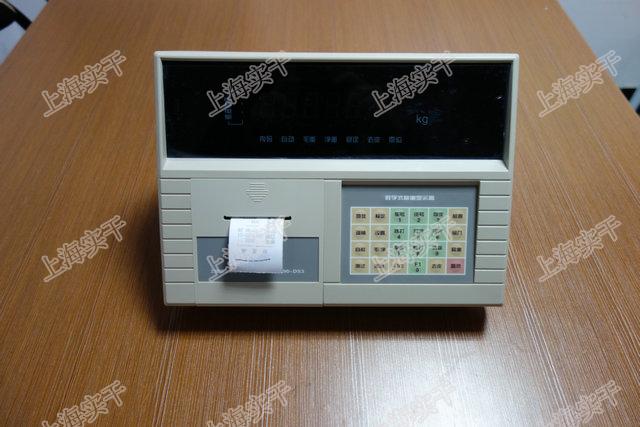 电子磅称仪表
