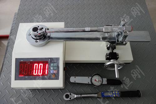 手动扭矩扳手校验仪图片