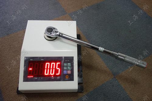便携式手动扭矩扳手校验仪图片