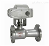 Q641M/PPL气动一体式高温球阀