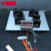 DCS-HT-A1000KG防水耐腐蚀地磅 长春2吨不锈钢电子地磅1.2X1.2米
