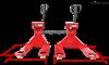 YCS-1吨电子叉车秤石油化学工业带称叉车张家港叉车秤